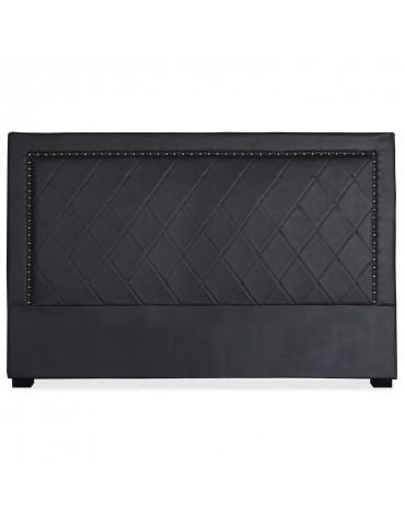 Tête de lit Meghan 180cm Simili P.U. Noir lf258180noir