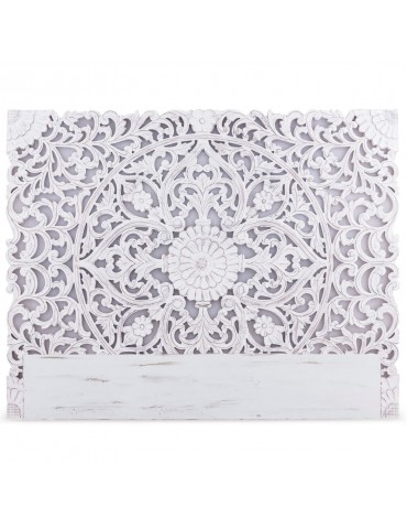 Tête de lit Serena 180cm Bois Blanc g2236180white