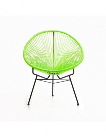 SD3001 Vert - Fauteuil design SD3001-GREEN