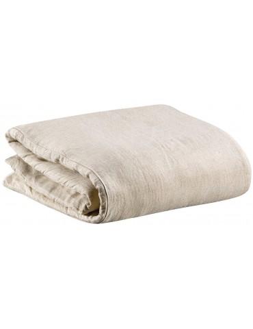 Housse de couette Stonewashed Zeff Naturel 140 x 200 1308013000Vivaraise