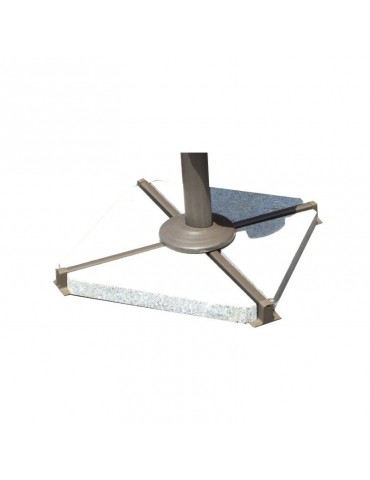 Dalle parasol granit DALLE-01