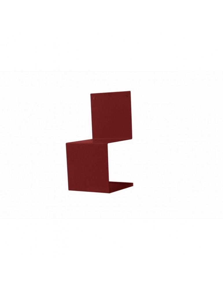 Beluga - Etagere d'interieur moderne rouge ACD-BELUGA-RED