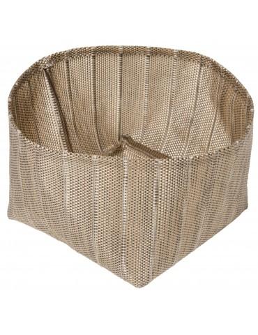 Corbeille à pain Manoka Bronze 15 X 15 X 12 7674085000Winkler