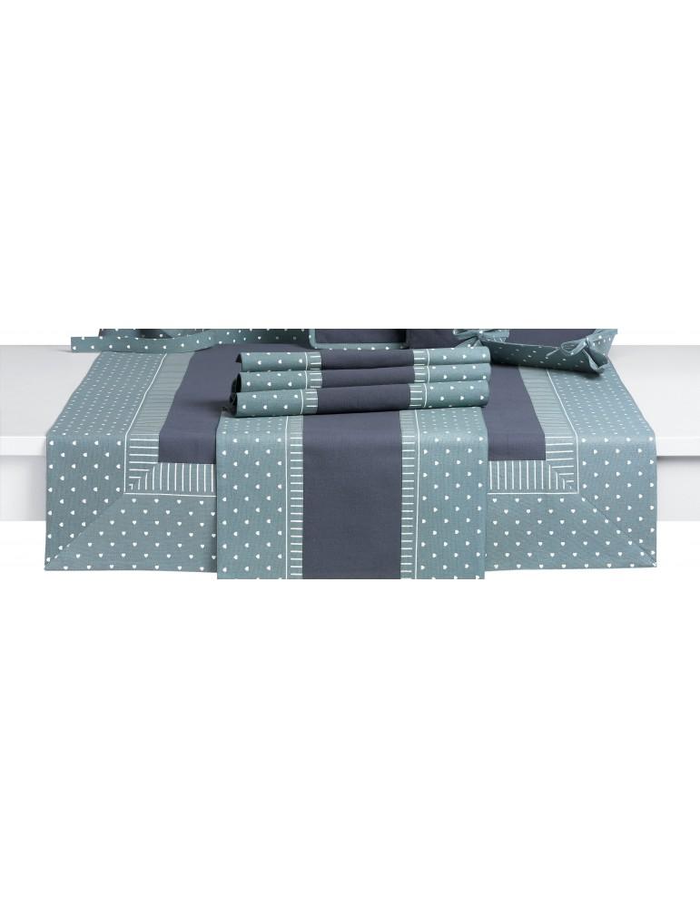 Nappe Saphir Bleu 90 X 90 4107066000Ça et Là