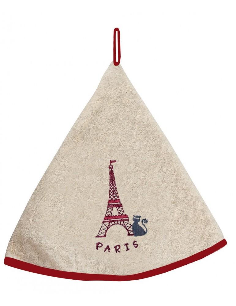 Essuie-mains Tour Eiffel Ficelle 60 cm 7685080000Ça et Là