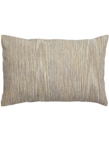 Taie d'oreiller stonewashed Pacome Gris 50 x 75 1308335000Vivaraise