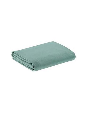 Drap Stonewashed Pakita Vert de gris 250 x 300 1307927000Vivaraise