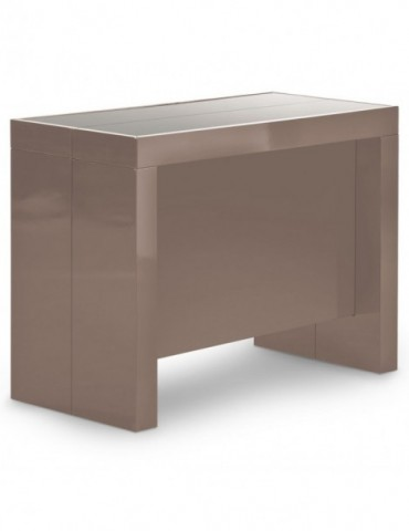 Table Console Pandore Taupe AT8028L-Taupe