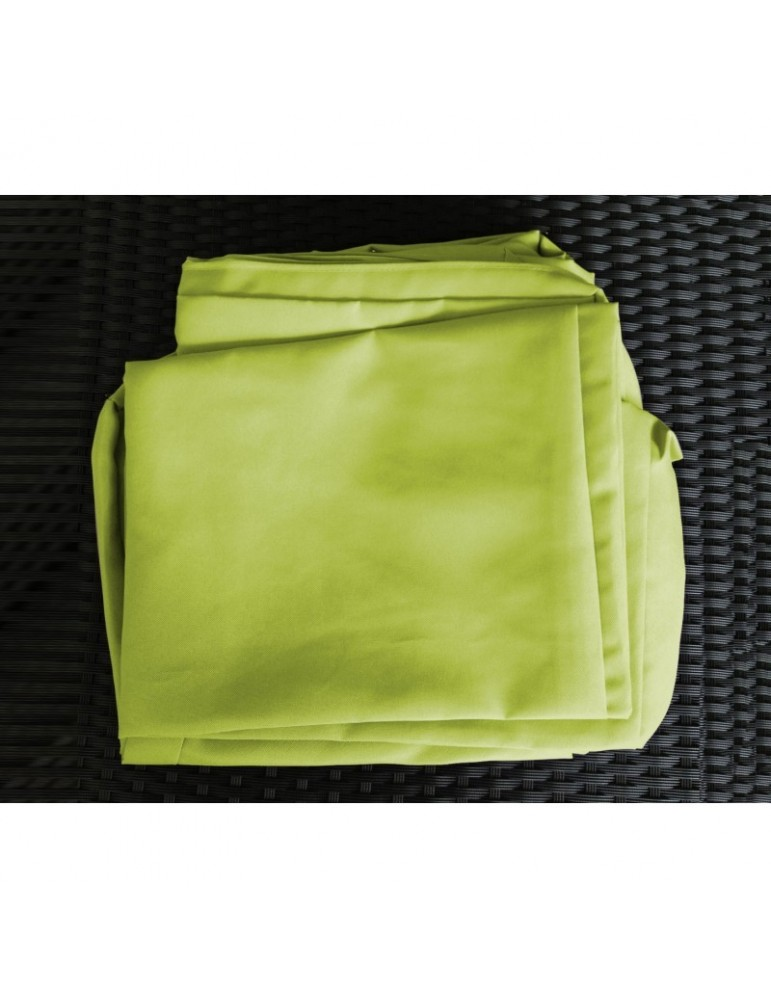 Housses SD1002 Vert - Jeu de housses complet HS1002-GREEN