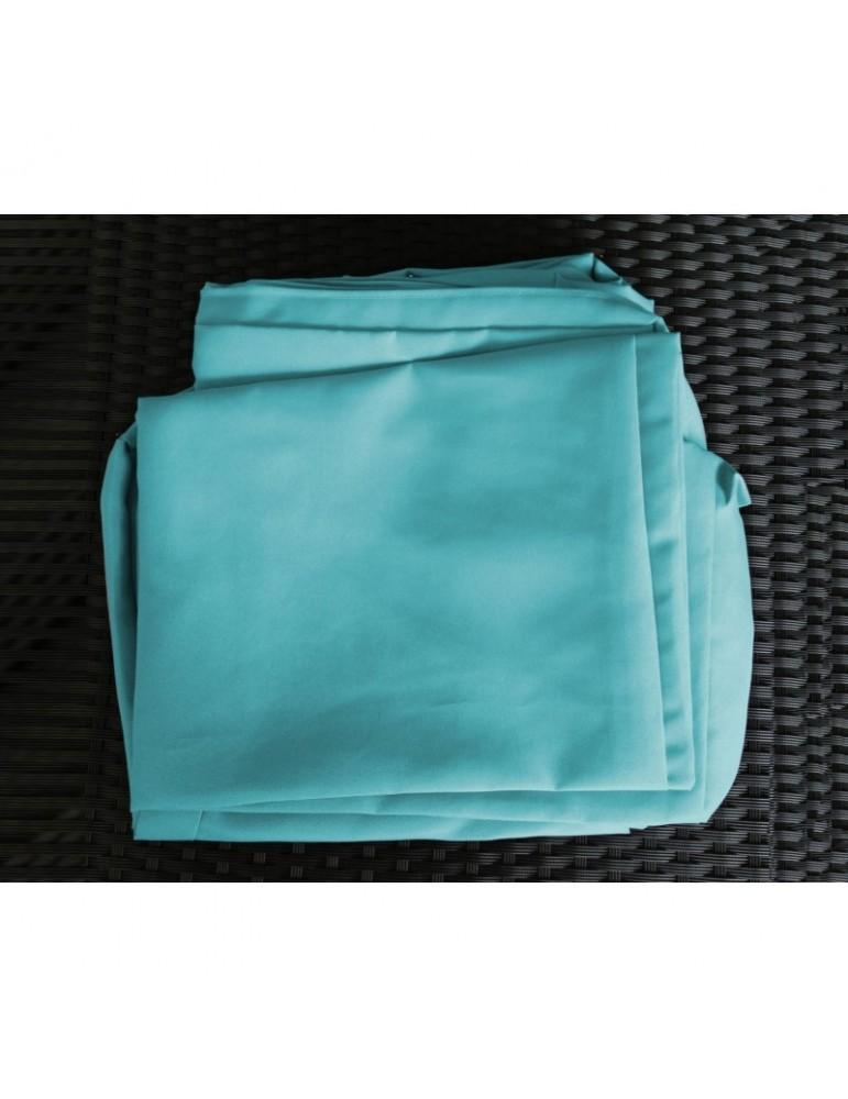 Housses SD1004 Bleu - Jeu de housses complet HS1004-BLUE