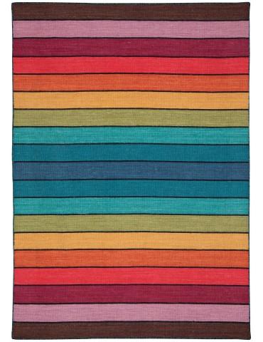 Tapis Anime Arsène Multicolore 170 x 240 1308091000Vivaraise