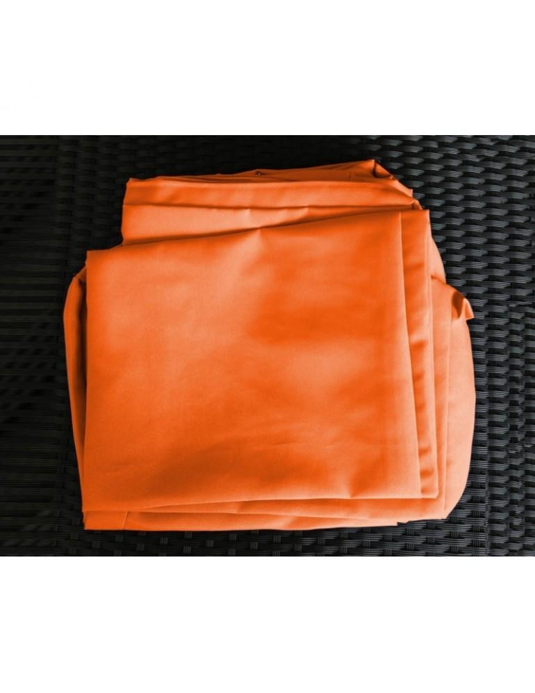 Housses SD8218 Orange - Jeu de housses complet HS8218-ORANGE