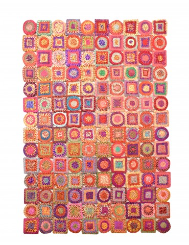 Tapis Sienna Multicolore 160 X 230 5478090000The Rug Republic