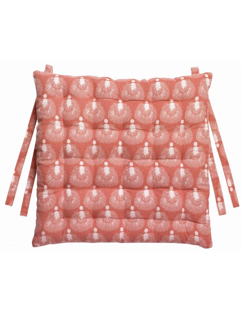Coussin de chaise Mori Papaye 40 x 40 x 5 cm 4169042000Winkler