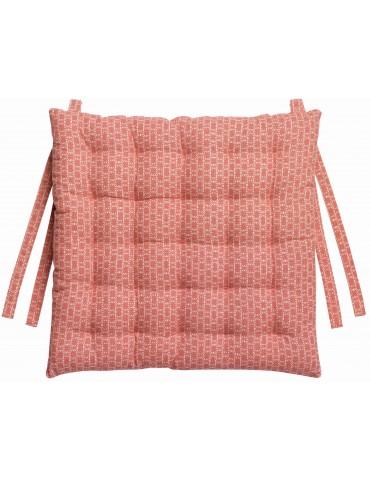Coussin de chaise Zaro Papaye 40 x 40 x 5 cm 4187042000Winkler