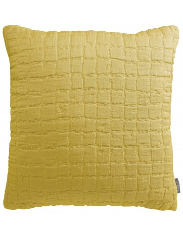 Coussin Stonewashed Swami Curry 45 X 45 2909040000Winkler