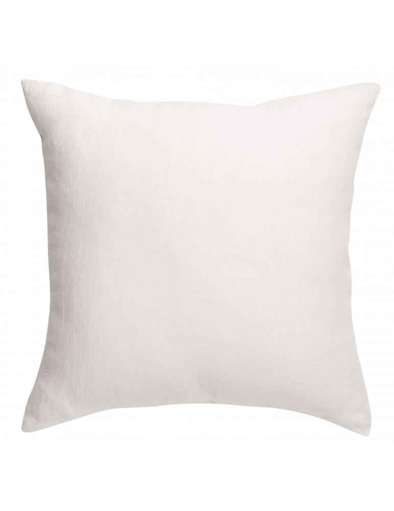 Coussin uni Zeff Blanc 45 x 45 2363010000Vivaraise