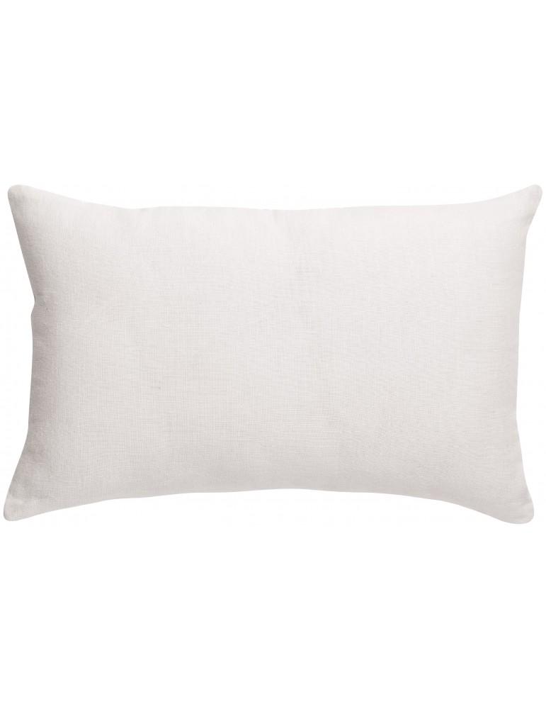 Coussin uni Zeff Blanc 40 x 65 2370010000Vivaraise