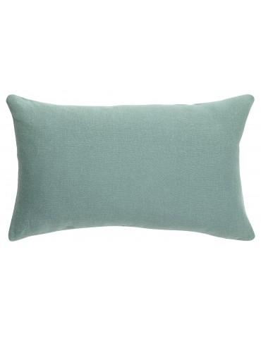 Coussin uni Zeff Vert de gris 40 x 65 2370020000Vivaraise