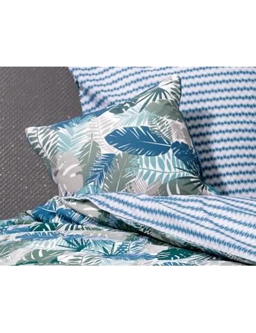Coussin Phao Bleu denim 40 x 40 7814060000Les Ateliers du Linge