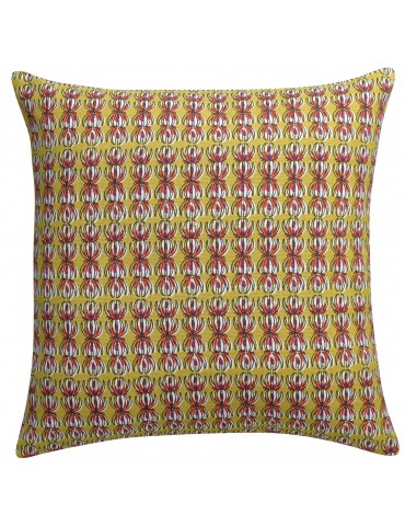Coussin Pulin Curry 45 x 45 8304049000Winkler