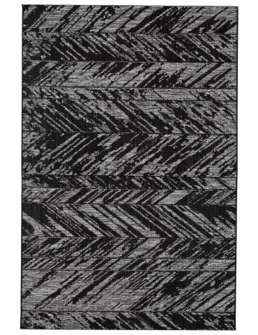 Tapis Evora Noir 160 x 230 7530079000Winkler