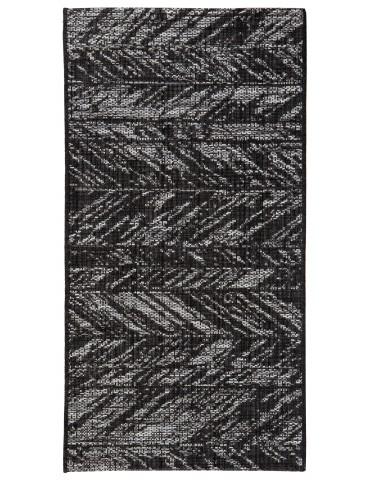 Tapis Evora Noir 60 x 110 7562079000Winkler