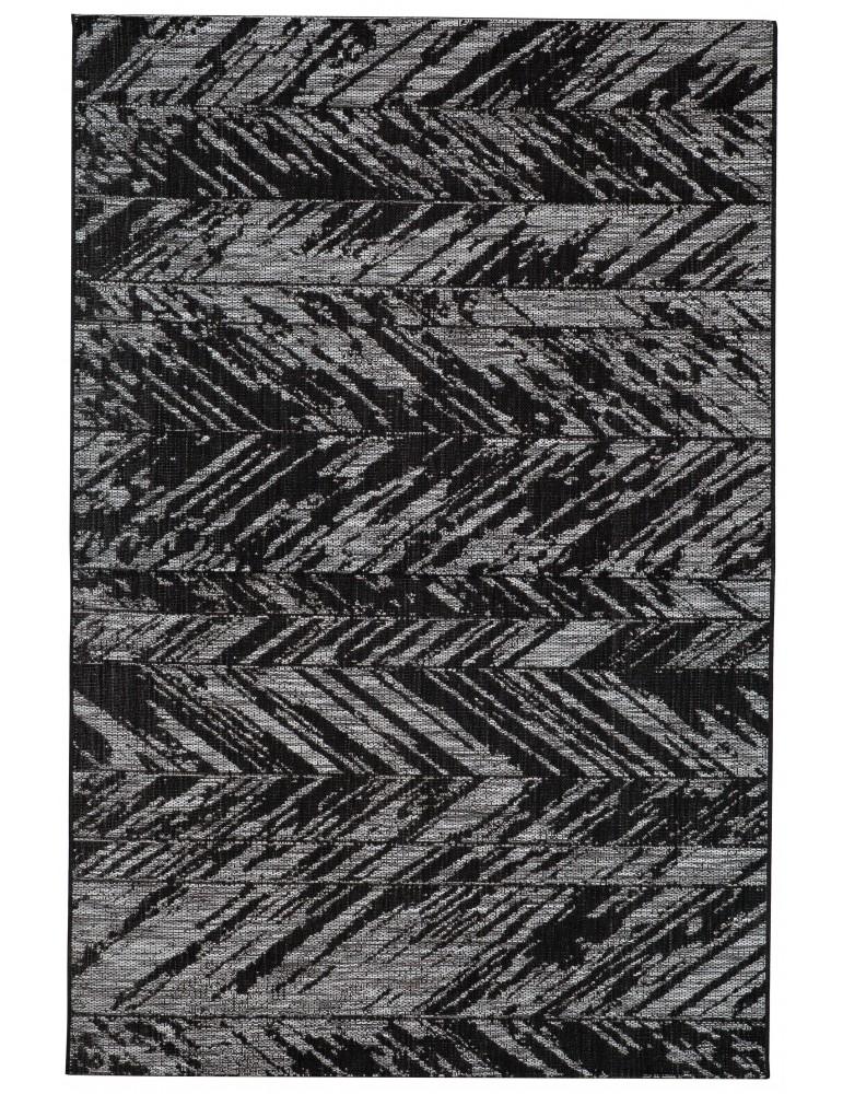 Tapis Evora Noir 200 x 290 7619079000Winkler