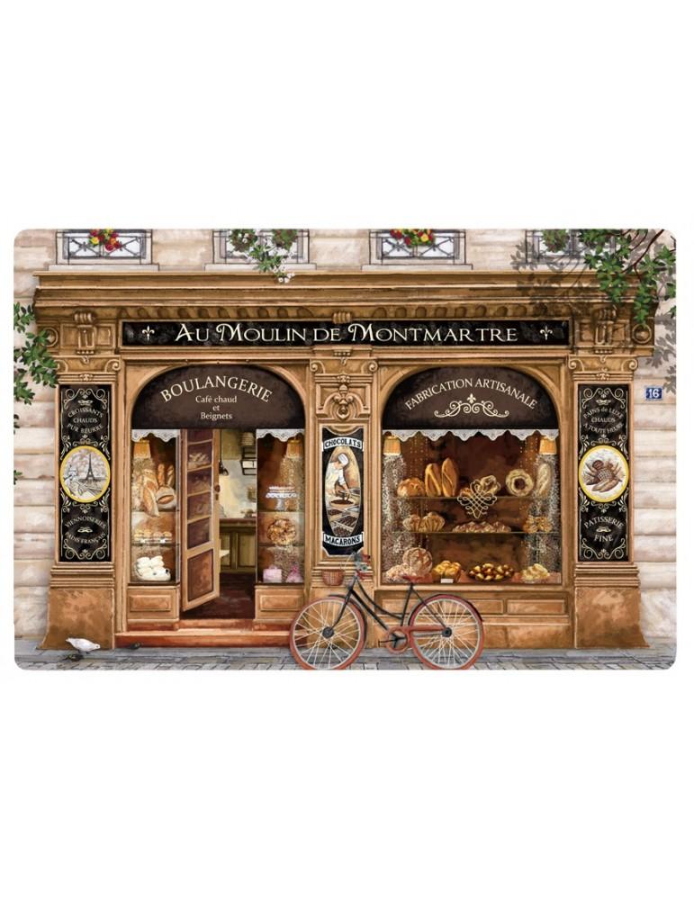 Set de table Boulangerie traditionnelle Assortis 30 x 45 7352300000Ça et Là