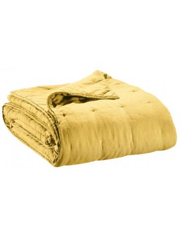 Jeté de lit Stonewashed Zeff Absynthe 180 x 260 3045045000Vivaraise