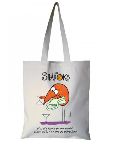 Sac Shadoks Solution Ecru 35 x 40 7104010000Torchons & Bouchons