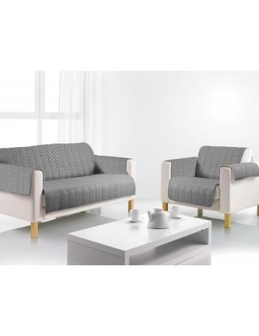 Protège-fauteuil Lizzy Stone 160 X 179 8191070401Les Ateliers du Linge
