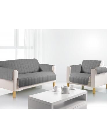 Protège-fauteuil Linea Stone 160 X 179 8259070401Les Ateliers du Linge