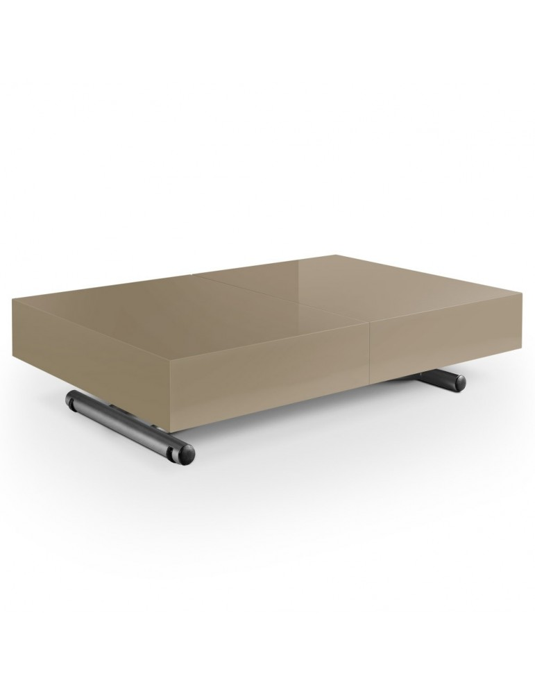 Table basse relevable Cassidy Taupe b2232taupe