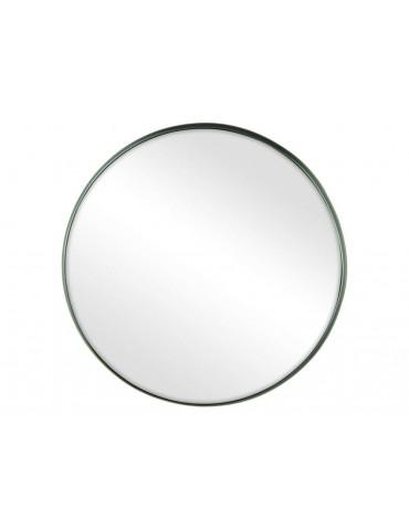 Miroir rond en métal étain D.40cm KELLY DMI3769000Pomax