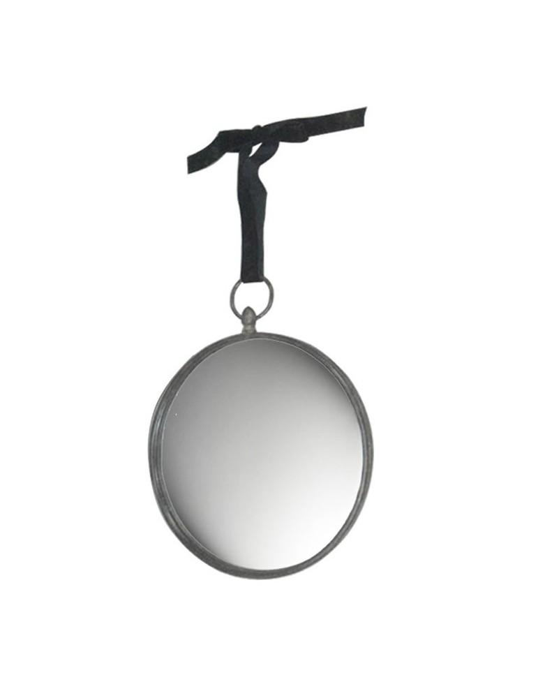 Miroir rond mural avec accroche D.20cm REFLECT DMI6078112Sphère Inter