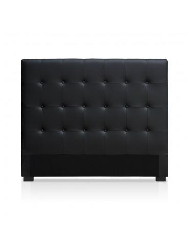 Tête de lit Luxor 140cm Noir HB140-Noir