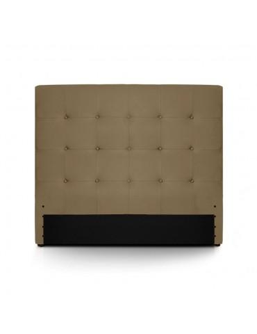 Tête de lit Luxor 140cm Taupe HB140-Taupe