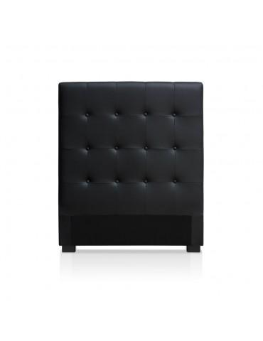Tête de lit Luxor 90cm Noir HB090-Noir