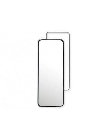 Miroir rectangulaire patine 51x24cm ROMY DMI3729057Bruno Evrard