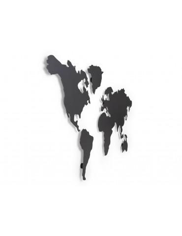 Carte du monde mural magnétique MAPPIT DMR3742015Umbra
