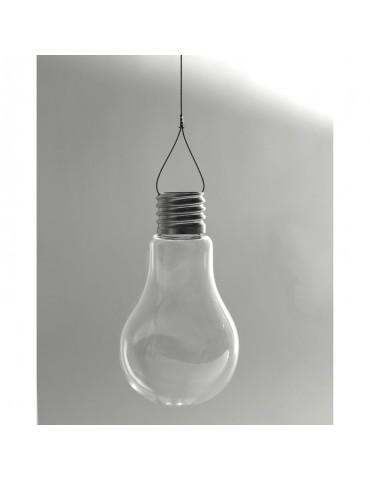 Vase en verre et métal forme ampoule petit BULB DVA1239218Serax
