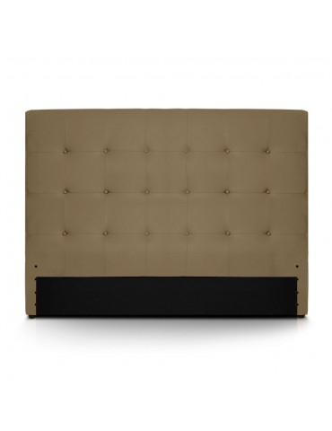 Tête de lit Luxor 160cm Taupe HB160-Taupe