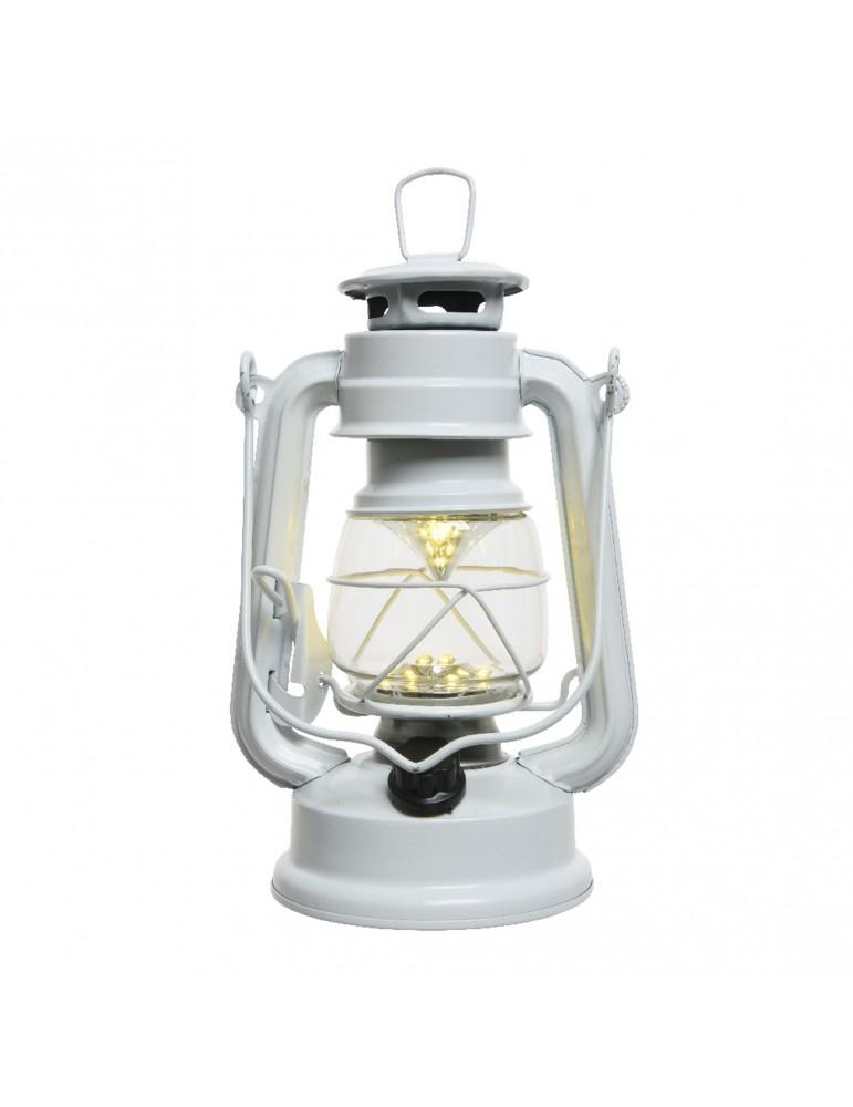 Lanterne à LED en métal à pile JLE3484004Lumineo