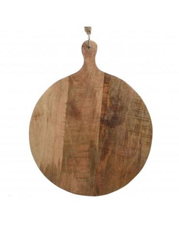 Planche à découper en bois (manguier) moyen modèle FCE4063239Decoris