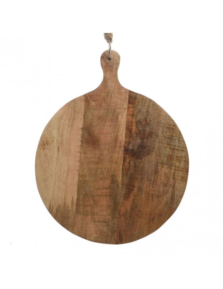 Grande Planche à découper en bois de manguier FCE4063238Decoris