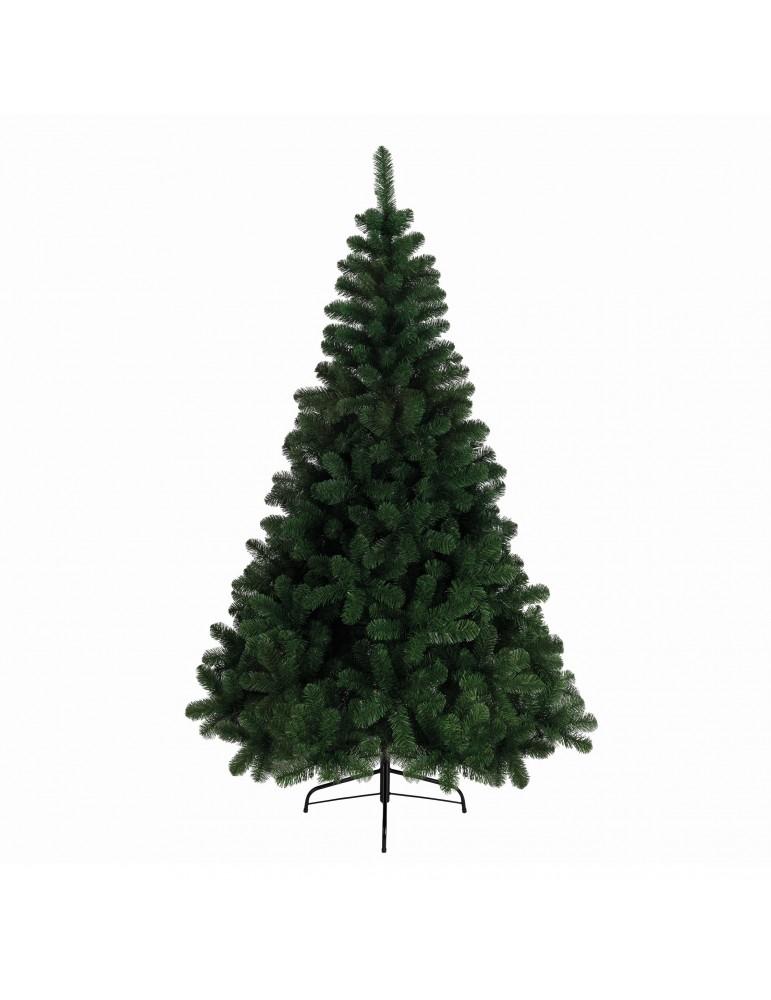 Sapin de noël artificiel vert H.150cm DNO4063284Decoris