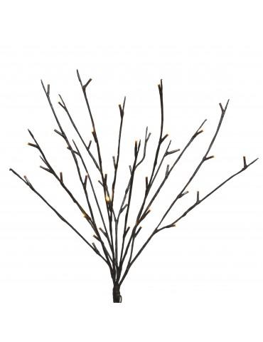 Branche lumineuse LED marron IGU4063188Decoris
