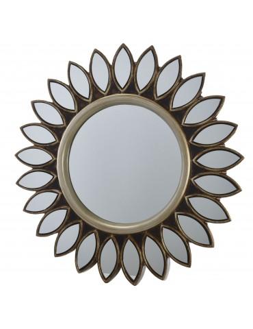 Miroir soleil D.83cm DMI4063439Decoris