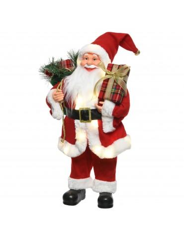 Père Noël décoratif à poser LED DEO4063457Decoris